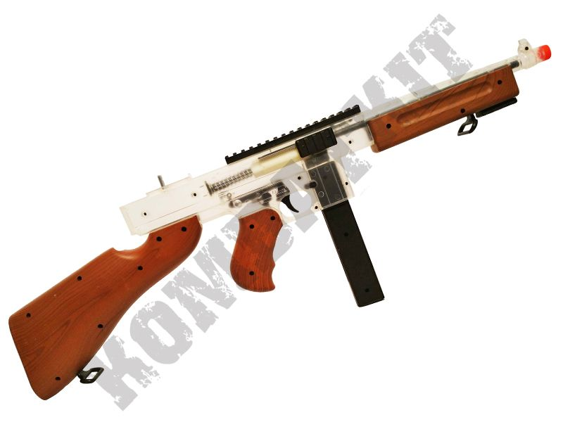 Thompson bb gun official m1a1 ww2 tommy airsoft rifle for Bb shop